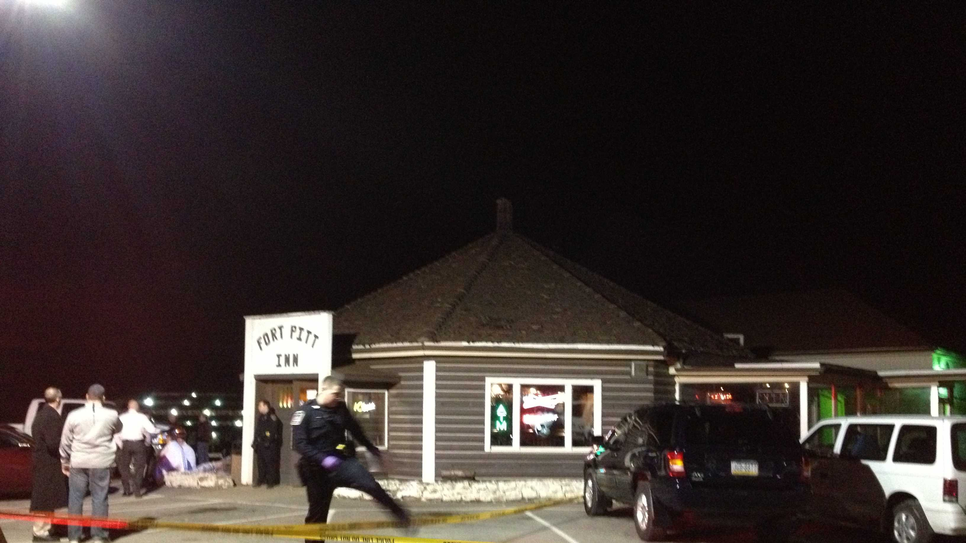 Fort Pitt Inn in North Fayette Township