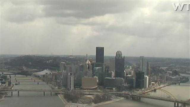 gloomy Pittsburgh