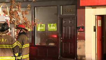 Yakich said the fire caused an estimated $100,000 in damage to the property itself, and about $40,000 to the contents inside. The cause is under investigation, but the old wiring might have been a factor, he said.