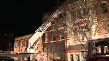 """""""The roof needs completely redone, so we'll have them go to Red Cross until they find another place to stay,"""" Yakich said."""