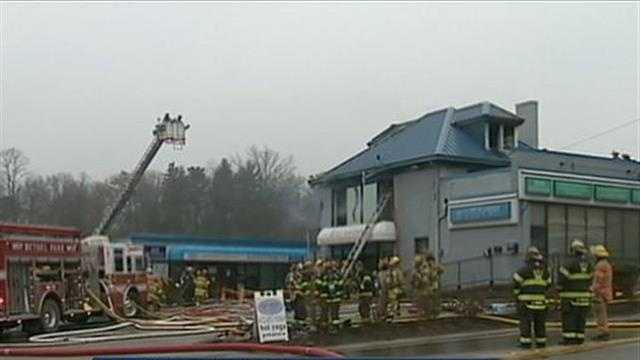 Bethel Park fire