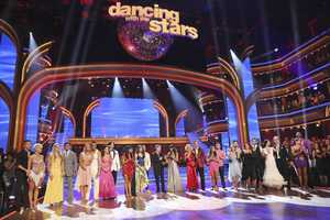 """Dancing with the Stars"" was back with an all-new cast of fresh faces hitting the dance floor. The competition began with the two-hour Season 16 premiere, live on Monday, March 18th. (ABC/Adam Taylor)"