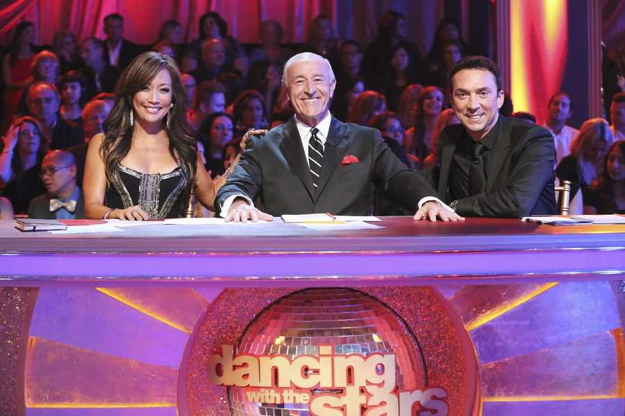 "The Judges - ""Dancing with the Stars"" was back with an all-new cast of fresh faces hitting the dance floor. The competition began with the two-hour Season 16 premiere, live on Monday, March 18th. (ABC/Adam Taylor)"