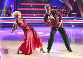 "Sean Lowe & Petra Murgatroyd - ""Dancing with the Stars"" was back with an all-new cast of fresh faces hitting the dance floor. The competition began with the two-hour Season 16 premiere, live on Monday, March 18th. (ABC/Adam Taylor)"
