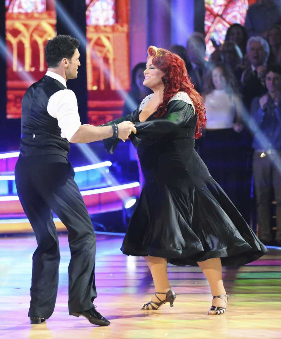 "Wynonna Judd & Tony Dovolani - ""Dancing with the Stars"" was back with an all-new cast of fresh faces hitting the dance floor. The competition began with the two-hour Season 16 premiere, live on Monday, March 18th. (ABC/Adam Taylor)"