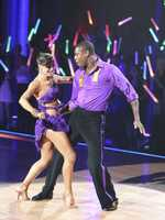 "Jacoby Jones & Karina Smirnoff - ""Dancing with the Stars"" was back with an all-new cast of fresh faces hitting the dance floor. The competition began with the two-hour Season 16 premiere, live on Monday, March 18th. (ABC/Adam Taylor)"