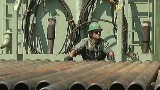 shale drilling