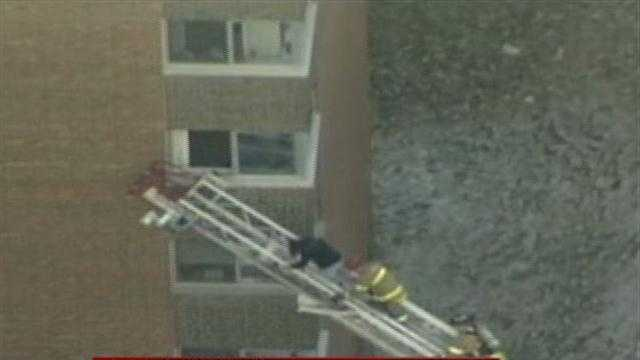 At least one fatality has occured during the high rise fire in Shadyside Thursday morning.