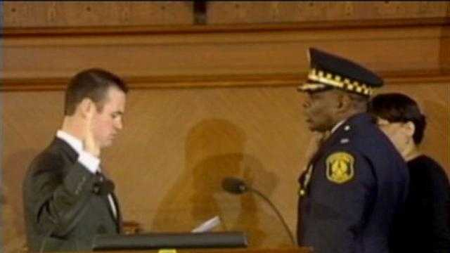 Former Pittsburgh Police Chief Nate Harper indicted
