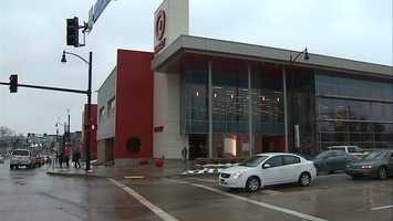 Three people, including a 16-year-old girl, were stabbed late Monday afternoon inside Target in East Liberty.