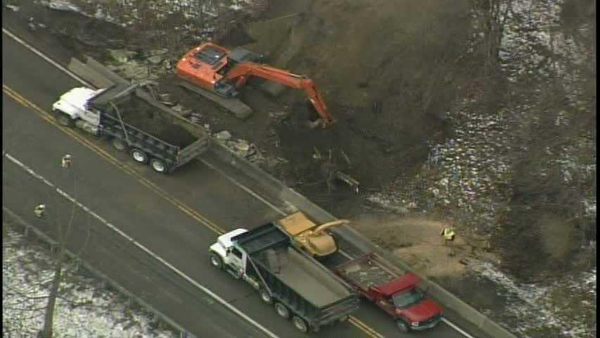 Freeport Road closure 02
