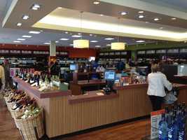 Fine Wine & Good Spirits liquor store