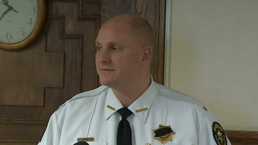 Westmoreland County Sheriff Jonathan Held