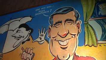 "Fred Rogers of ""Mister Rogers' Neighborhood"""