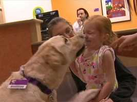 VIDEO: Watch Sally Wiggin's report from Children's Hospital of Pittsburgh