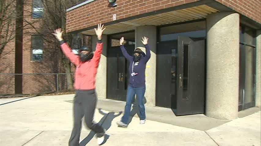 Clairton teachers shooter drill