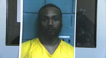The suspect was identified as Warren Green IV, of Brookline. Police said he was stopped for speeding in Somerset Township on Friday morning.