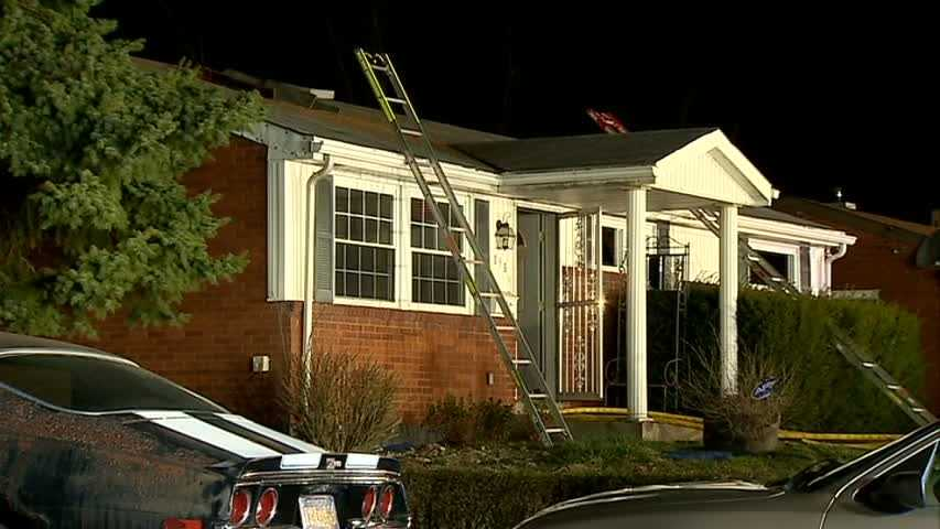 Fire officials think an electrical problem may have started a fire Monday night at a house on Cottonwood Drive.