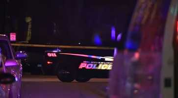 Allegheny County police said the victim was found about 2:40 a.m. after a neighbor reported a gunshot. Nobody has been arrested and police said they are still searching for a motive.