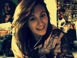 A Facebook photo of Sarah David.