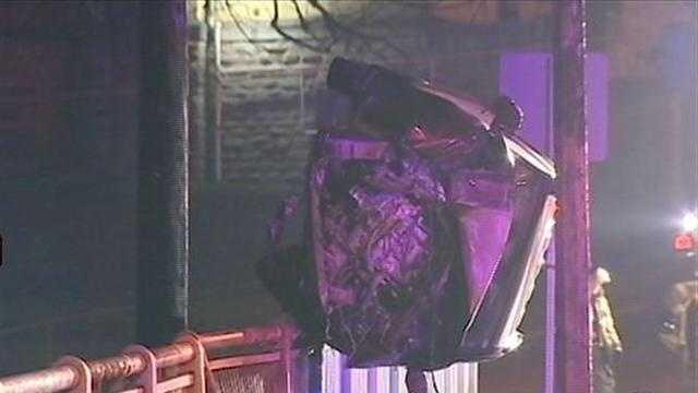 Rankin Bridge crash 14