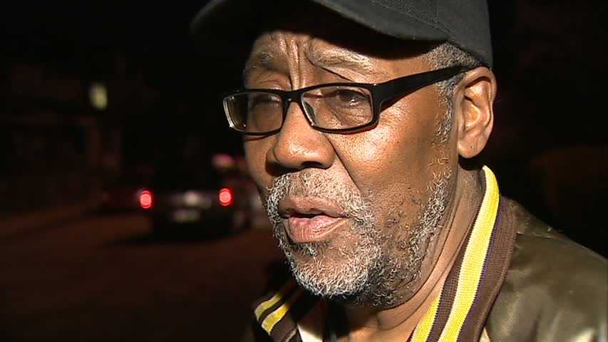 """""""I was on my way home, and I wanted to make sure this young man was cared for, so I called it in,"""" Donald Mitchell Sr. said."""