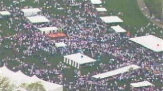 Sky 4-Race for the Cure