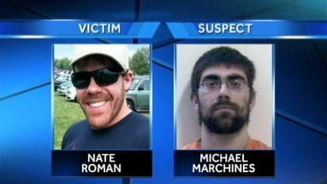 Nathan Roman, Michael Marchines