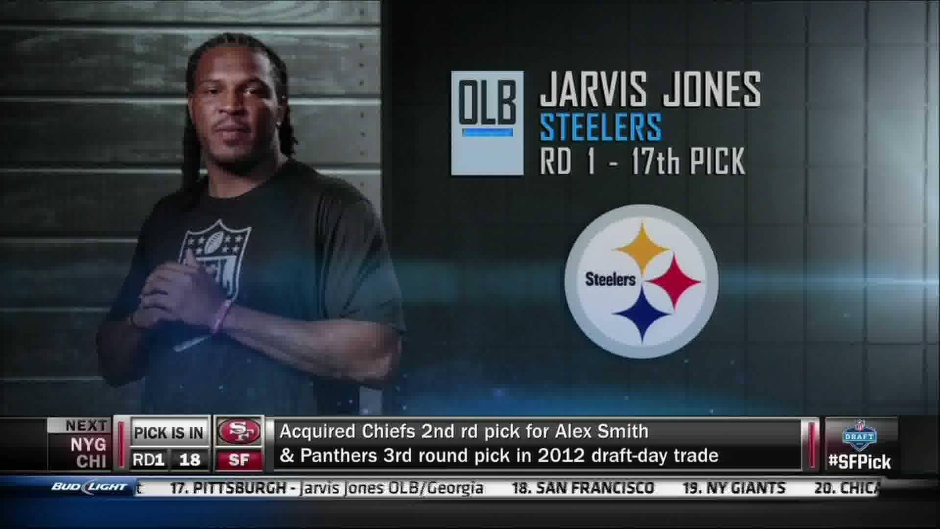 Jarvis Jones