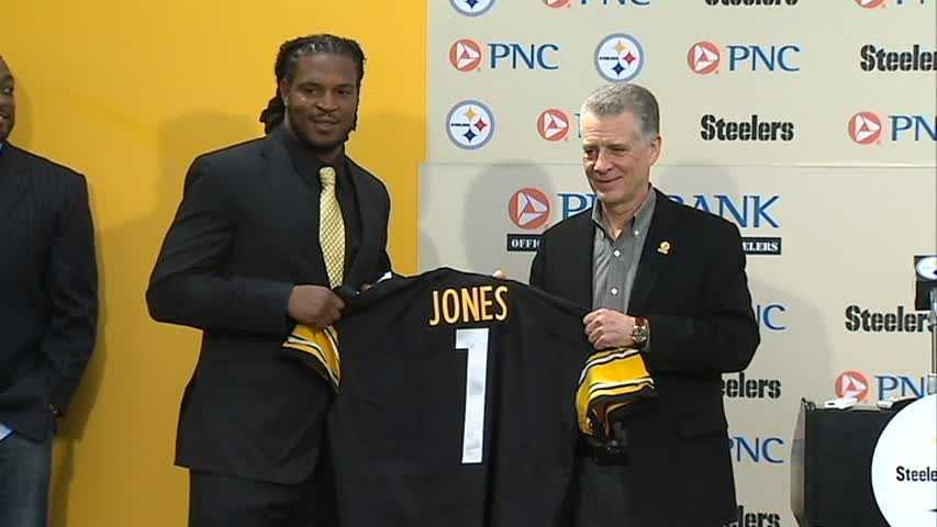 2013: The Steelers chose Jarvis Jones with the No. 17 pick in the first round of the NFL Draft.