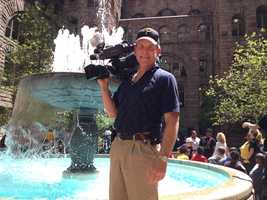 Here's WTAE photojournalist Tim Lohle.