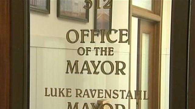 Office of Mayor Luke Ravenstahl