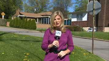 Amber Nicotra reports from the accident scene near Greensburg Pike in Forest Hills. (Watch the video)