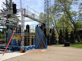 A new stage show is being added for the 2013 season at Kennywood Park.