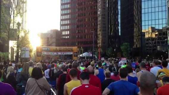 Pittsburgh Marathon: National Anthem