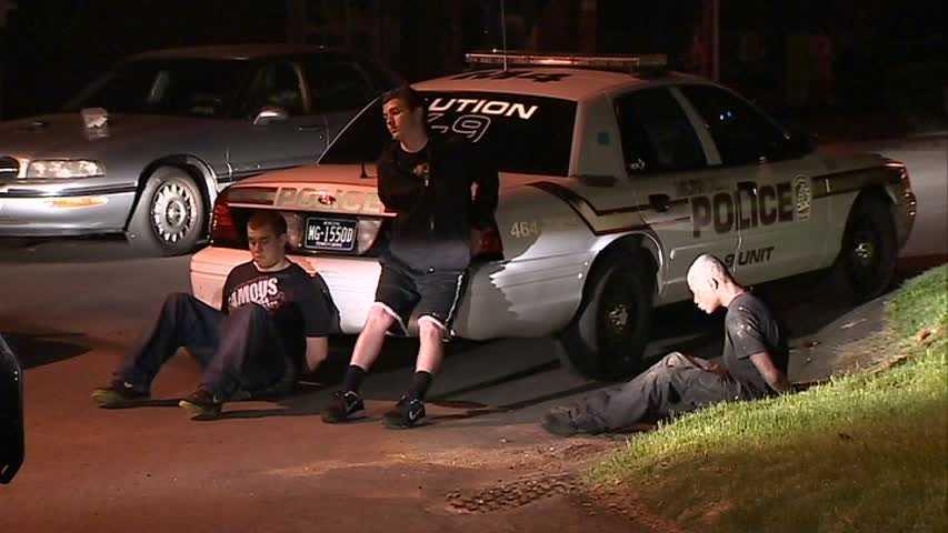 West Homestead arrests