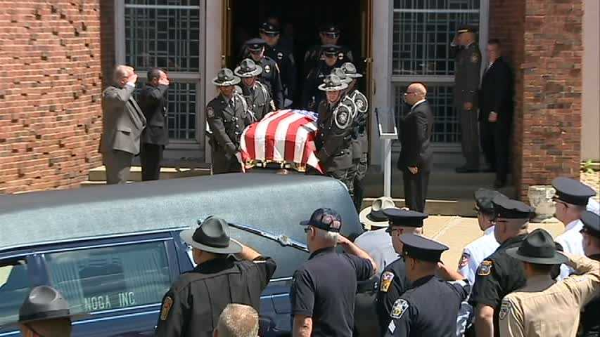 Jerry McCarthy funeral