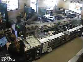 If you recognize the woman in the photos, call Fayette County Crime Stoppers at 1-888-404-TIPS or email crimestoppersfayette@gmail.com. Those who provide information can remain anonymous and may be provided a cash reward for information leading to an arrest.