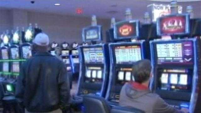 casino-slot machines