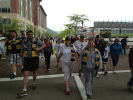 Tunch & Wolf's Walk for the Homeless is an annual 10k walk on the North Shore to benefit Light of Life Rescue Mission.