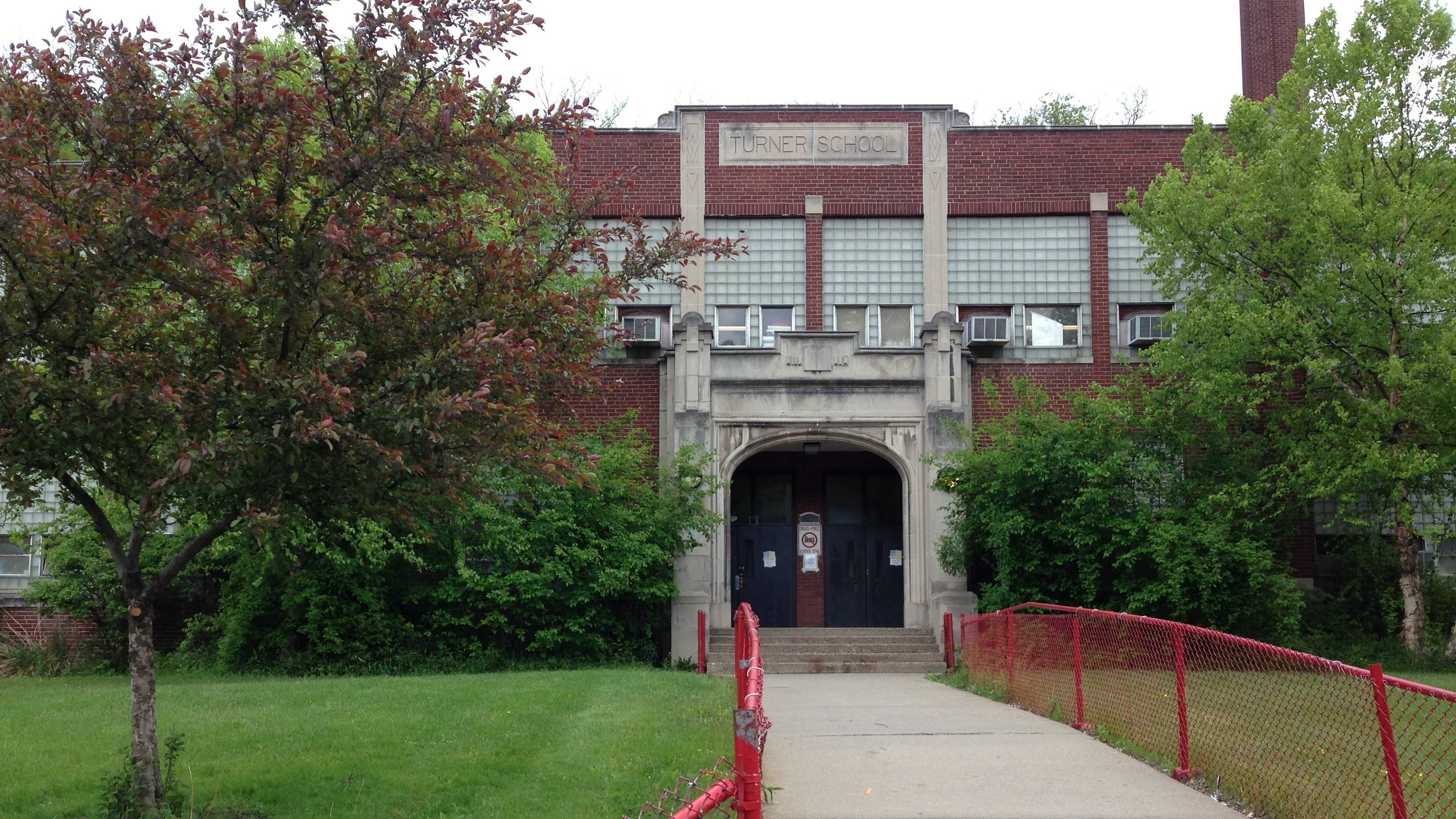 Turner Elementary School in Wilkinsburg
