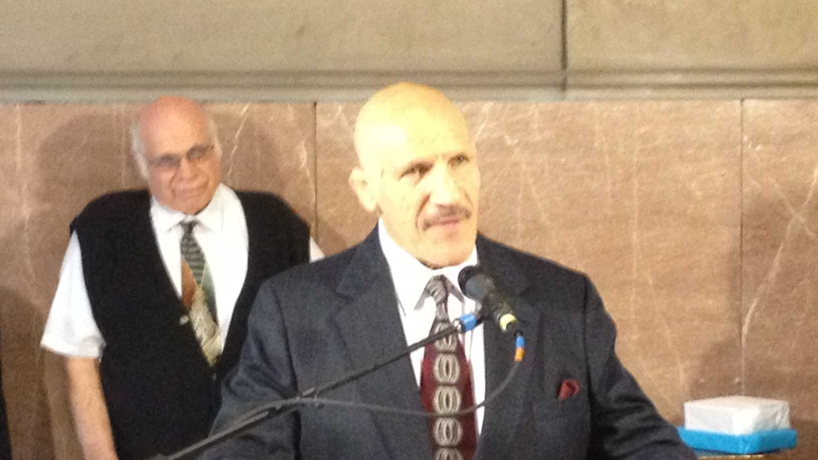 """Bruno Sammartino Day"" in Allegheny County"