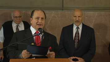 """""""There is no one in wrestling more deserving than Bruno Sammartino of being given the title of hero,"""" DeFazio said. """"Bruno was at the top of the organization, and has always been hard working and honest. I am proud to call him my friend and proud to honor him in this way."""""""