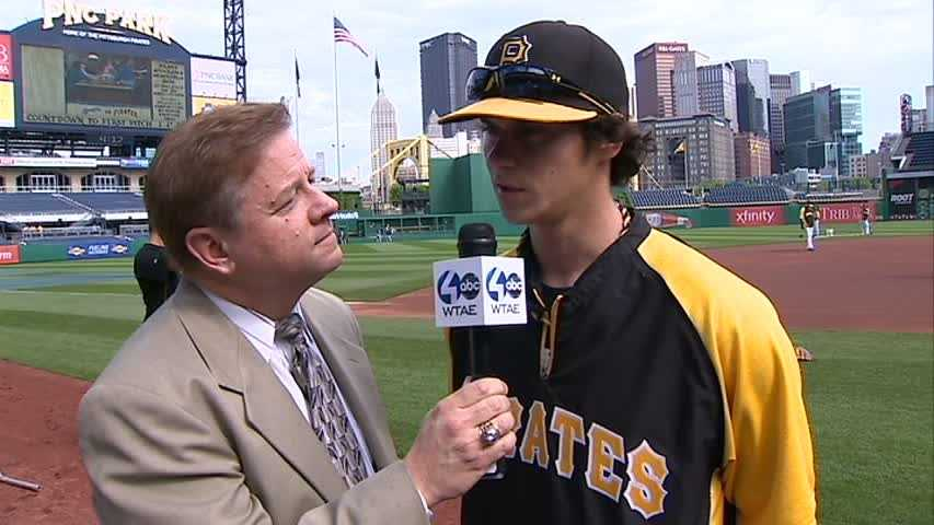 Channel 4 Action Sports' Guy Junker and Jeff Locke