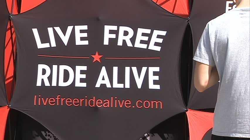 Live Free, Ride Alive