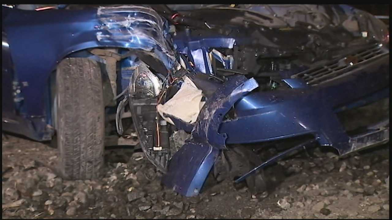 Action News' Amber Nicotra has the latest on the investigation and amateur video of the crash.