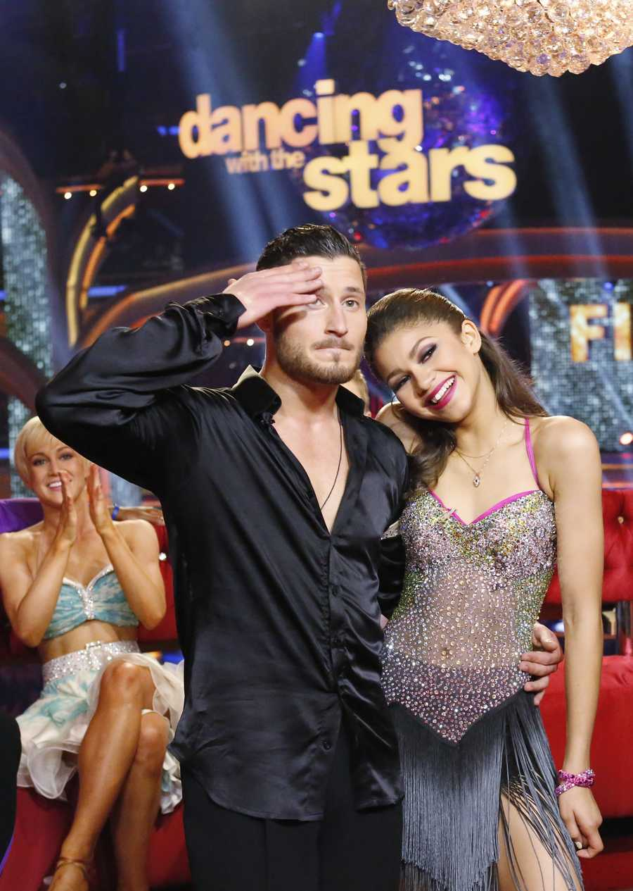 """VAL & ZANADAYA - The two-hour Season Finale of """"Dancing with the Stars the Results Show"""" (ABC/Adam Taylor)"""