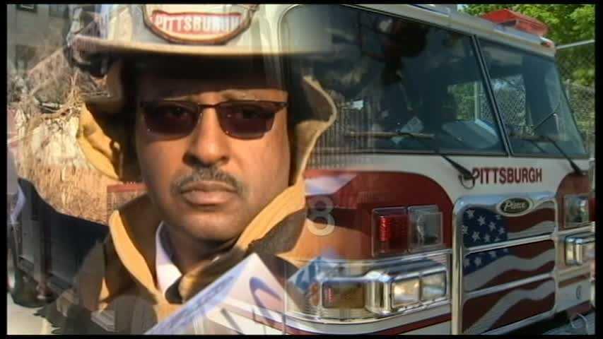 Darryl Jones-fire truck split screen