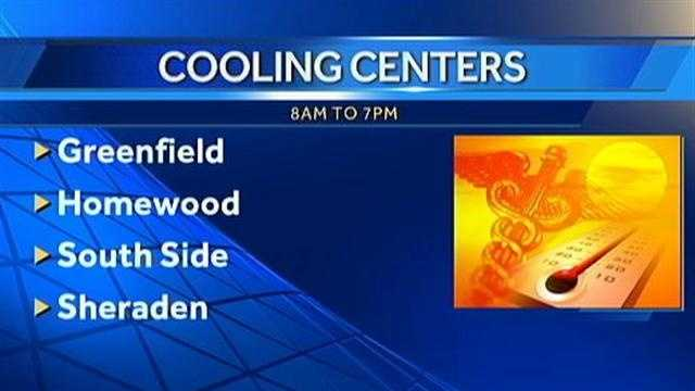city cooling centers
