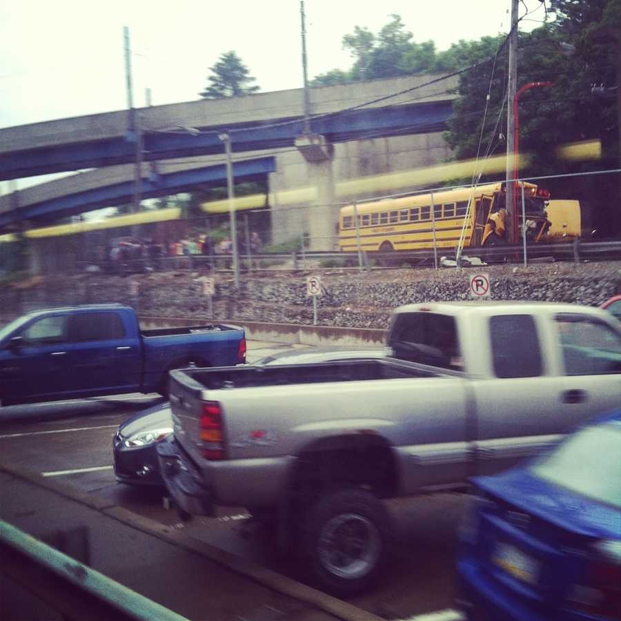 A WTAE viewer shared this photo on u local.- Share your breaking news photos